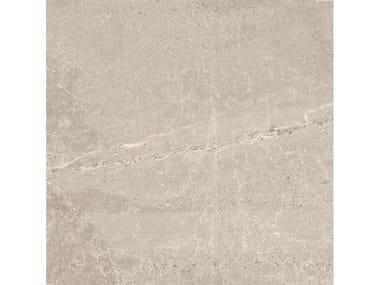 Pavimento/rivestimento in gres porcellanato effetto pietra BLENDSTONE BEIGE
