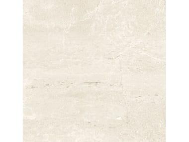 Pavimento/rivestimento in gres porcellanato effetto pietra BLENDSTONE IVORY