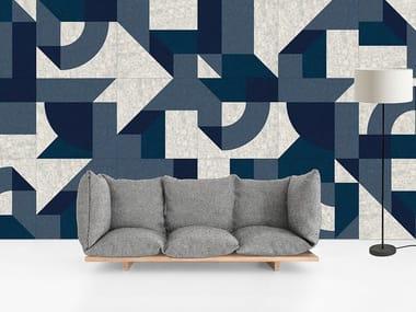 Acoustic wall panel BLUEGRAM