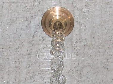 Bronze Fountain nozzle BOCCHETTE A PARETE