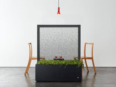 Room divider / planter BOIRA PLANTER