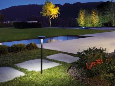 Paletto luminoso a LED in alluminio TRES JOLIE | Paletto luminoso