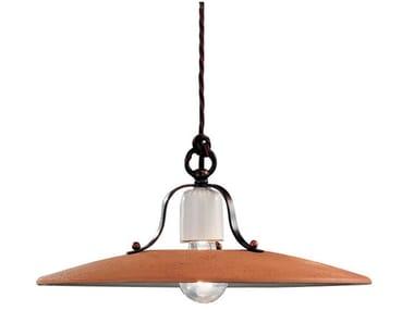 Direct light ceramic pendant lamp BOLOGNA | Pendant lamp