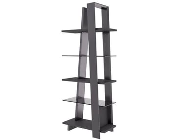 Open double-sided bookcase ARCO | Bookcase