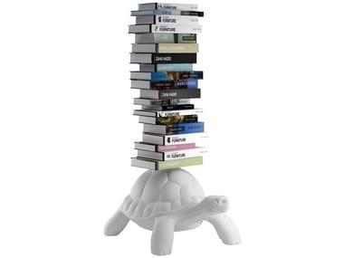 Libreria in metallo e polietilene TURTLE CARRY | Libreria
