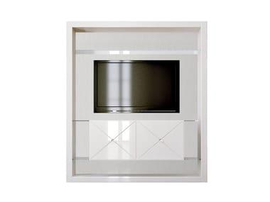 Mobile TV laccato in legno AVANTGARDE | Mobile TV