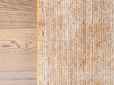 Handmade bamboo fibre rug BOOM | Rug