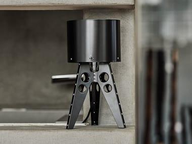Lampada da tavolo in alluminio verniciato a polvere bordbar_superlight