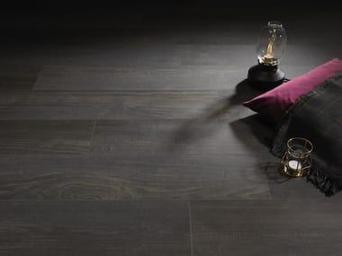 Porcelain stoneware wall/floor tiles with wood effect BORGOGNA