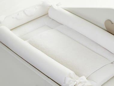 Cotton changing table BOSCO LEBEBÉ | Changer mattress