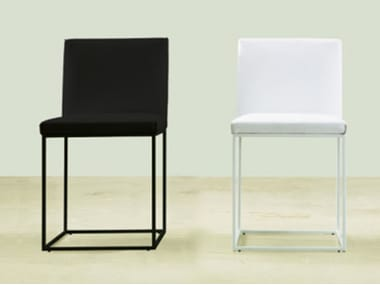 Upholstered Dacron® chair BOSTON LIGHT | Chair