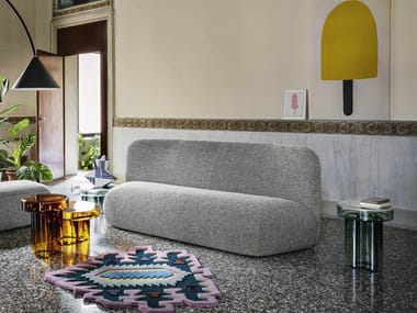 Fabric sofa BOTERA | Sofa