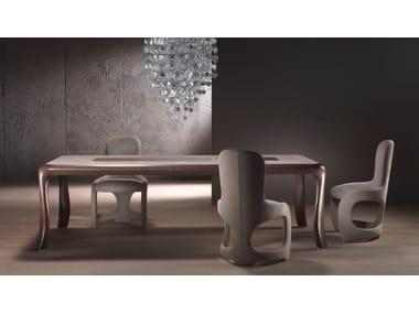 Tavolo allungabile in legno massello BACCO By ESTEL GROUP design ...