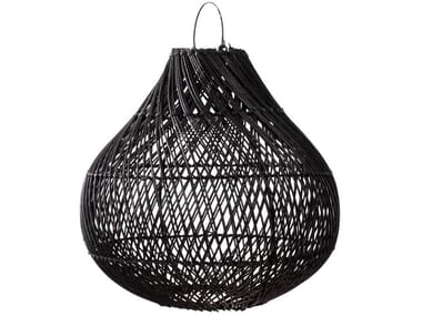 Rattan lampshade BOTTLE