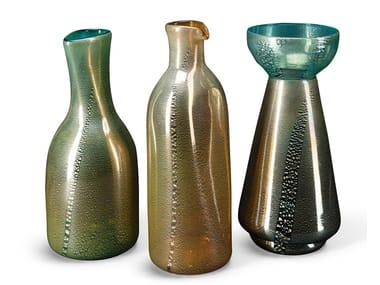 Bottiglia in vetro di Murano BALLET | Bottiglia