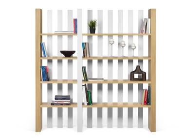 Open freestanding shelving unit BOUNCE