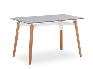 Rectangular table BOW | Rectangular table