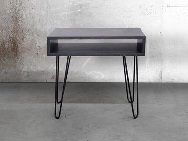 Rectangular stone coffee table BOX | Rectangular coffee table