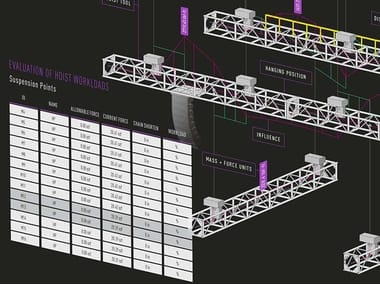 CAD-integrated structural calculation software BRACEWORKS™