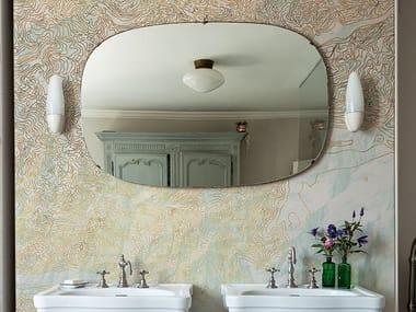 Bathroom wallpaper BRAINSTORM