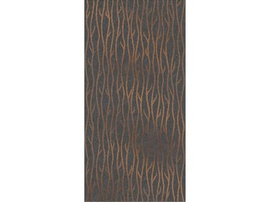 Glass mosaic BRANCHES ROSE GOLD