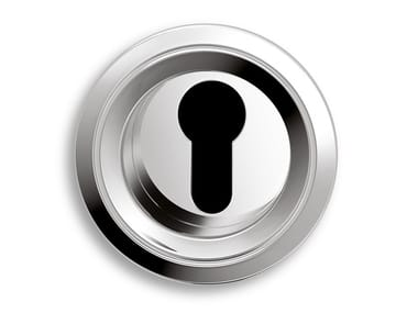 Bocallave redonda de latón TWIN | Bocallave de metal