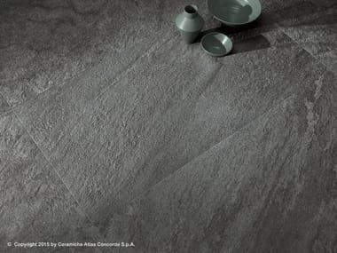 Pavimento in gres porcellanato effetto pietra BRAVE FLOOR | Pavimento in gres porcellanato