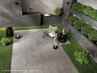 The right outdoor flooring