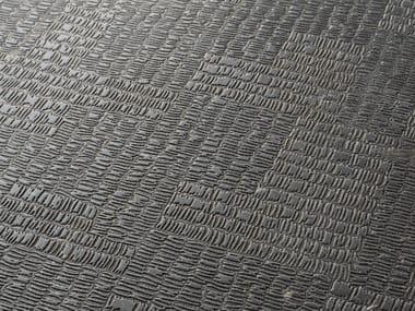 Pavimento/rivestimento in pietra naturale BRERA NOIR