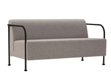 2 seater fabric sofa BRIDGE 817S
