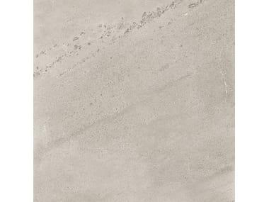 Pavimento/rivestimento in gres porcellanato effetto pietra BRIT STONE IVORY