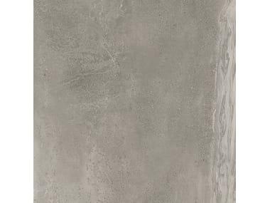 Pavimento/rivestimento in gres porcellanato effetto pietra BRIT STONE GREY