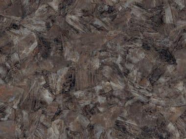 Pavimento/rivestimento in gres porcellanato effetto marmo BROWN QUARTZ