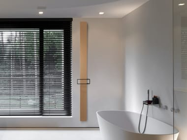 Wall-mounted aluminium decorative radiator BRYCE MONO