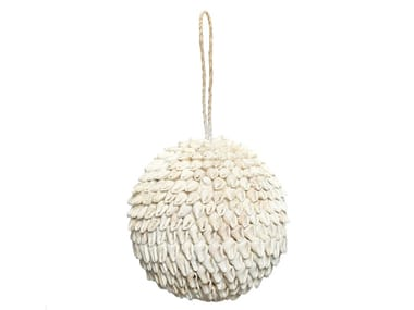Wooden hanging decoration BUBBLE BALL