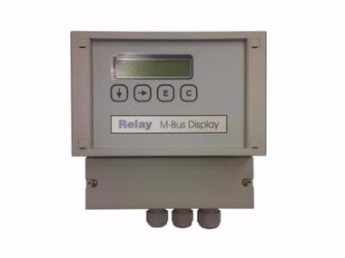 Heat meter BUS - WIRELESS