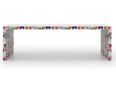 Tavolo rettangolare in HPL BUSINESS | Tavolo