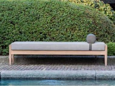 Solid wood garden daybed BUZZINORDIC ST900 | Garden daybed