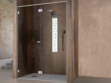 Kit para cabines de ducha de alumínio BX-2600
