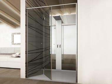 Kit para cabines de ducha de alumínio BX-2700
