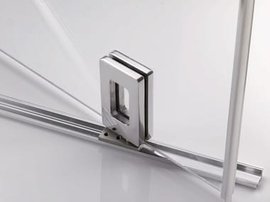 Aluminium Shower door hinge B-304