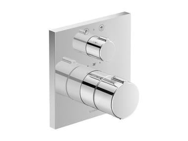Mezclador de ducha Empotrada termostático con desviador C.1 | Mezclador de ducha Empotrada