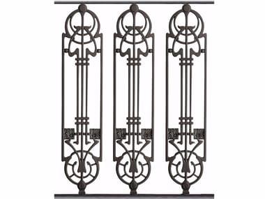 Pannelli completi in ghisa o ghisa e ferro 9501.0531PS | Parapetto