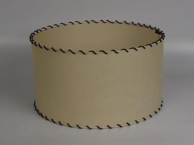 forma en de lámpara Pantallas de pergamino papel de tambor b7f6Ygy