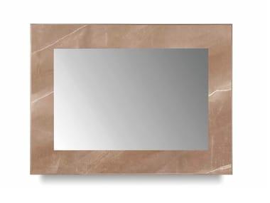 Specchio rettangolare con illuminazione integrata CA' D'ORO | Specchio