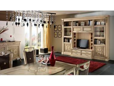 Ca Foscari Tv Cabinet