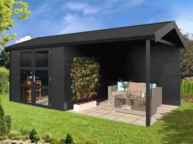 Casette Da Giardino In Alluminio : Infissi pvc legno alluminio case in legno prefabricate di
