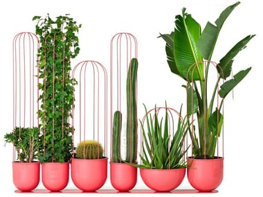 High round plant pot CACTI | Plant pot