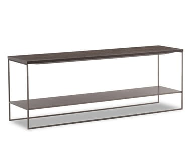 Coffee table CALDER BRONZE SIDE TABLES