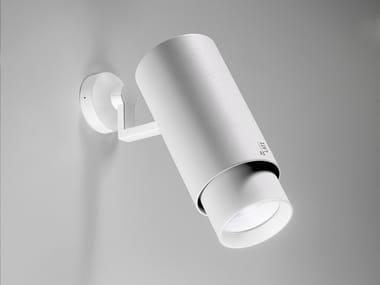 Faretto a LED orientabile in alluminio CALEIDO | Faretto orientabile